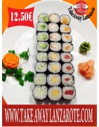 Best Sushi Delivery Arrecife - Offers & Discounts for Sushi Arrecife Lanzarote Takeaway