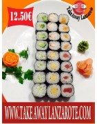 Best Sushi Delivery Madrid - Offers & Discounts for Sushi Madrid Takeaway