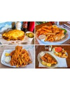 Fish & Chips Barcelona (Pescado y Papas)