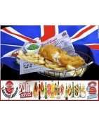 Best Fish & Chips Delivery Zaragoza - Offers & Discounts for Fish & Chips Zaragoza