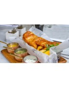 Best Fish & Chips Delivery Murcia - Offers & Discounts for Fish & Chips Murcia