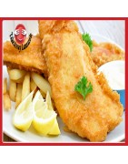 Fish & Chips La Oliva (Pescado y Papas)