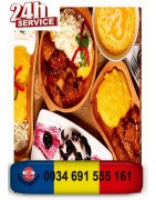 Best Romanian Restaurants Granada - Romanian Delivery Restaurants Takeaway Granada